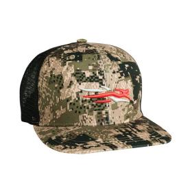 Бейсболка SITKA Trucker Cap цвет Optifade Ground Forest