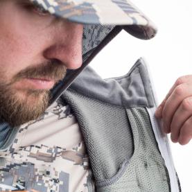 Куртка SITKA Jetstream Jacket цвет Optifade Open Country превью 4