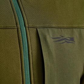 Джемпер SITKA Dry Creek Fleece Jacket цвет Covert превью 6