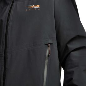 Куртка SITKA Dew Point Jacket New цвет Black превью 2