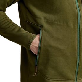 Джемпер SITKA Dry Creek Fleece Jacket цвет Covert превью 7