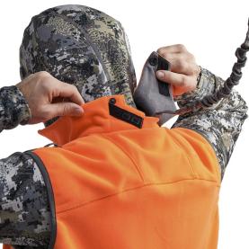Жилет SITKA Stratus Vest New цвет Blaze Orange превью 3