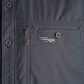 Рубашка SITKA Harvester Shirt цвет Black превью 3