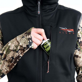 Жилет SITKA WS Jetstream Vest цвет Black превью 6