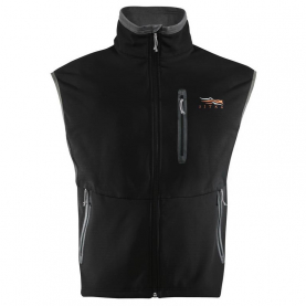 Жилет SITKA Jetstream Vest New цвет Black