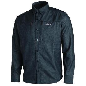 Рубашка SITKA Highland Overshirt цвет Black
