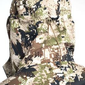 Куртка-Анорак SITKA Flash Pullover цвет Optifade Subalpine превью 3