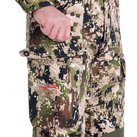 Брюки SITKA Stormfront Pant New цвет Optifade Subalpine превью 4
