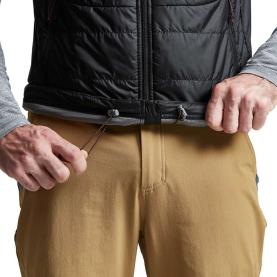Жилет SITKA Kelvin AeroLite Vest цвет Black превью 3