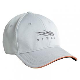 Бейсболка SITKA Fitted Cap цвет Ash