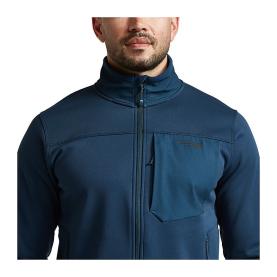 Джемпер SITKA Dry Creek Fleece Jacket цвет Deep Water превью 2