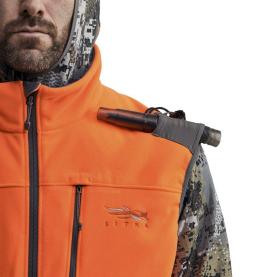 Жилет SITKA Stratus Vest New цвет Blaze Orange превью 4