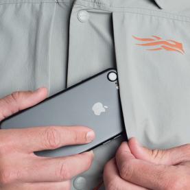Рубашка SITKA Scouting Shirt цвет Granite превью 2