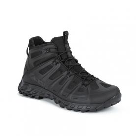 Ботинки треккинговые AKU Selvatica Tactical Mid GTX цвет Black