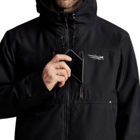 Куртка SITKA Grindstone Work Jacket цвет Black превью 3