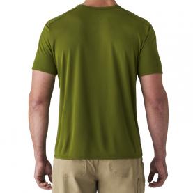 Футболка SITKA Basin Work Shirt SS цвет Cedar превью 5