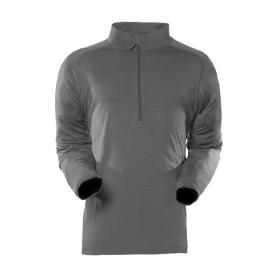 Водолазка SITKA Merino Core Zip-T цвет Charcoal