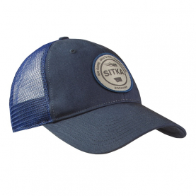 Бейсболка SITKA WS Seal Meshback Trucker Cap цвет Eclipse