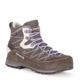 Ботинки треккинговые AKU WS Trekker Lite III GTX цвет Grey / Lilac