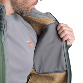 Толстовка SITKA Gradient Jacket цвет Mallard превью 2