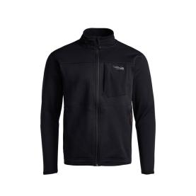 Джемпер SITKA Dry Creek Fleece Jacket цвет Black