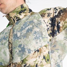 Рубашка SITKA Ascent Shirt цвет Optifade Subalpine превью 2
