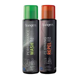 Набор GRANGERS Clothing Repel + Performance Wash