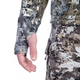 Куртка SITKA Celsius Midi Jacket цвет Optifade Elevated II превью 3