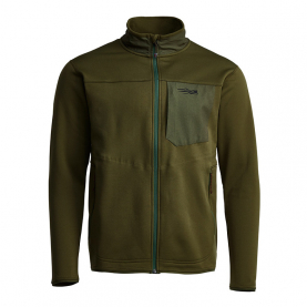 Джемпер SITKA Dry Creek Fleece Jacket цвет Covert превью 8