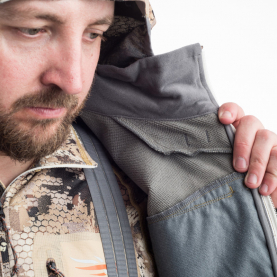 Куртка SITKA Dakota Jacket цвет Optifade Marsh превью 4