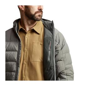 Куртка SITKA Kelvin Lite Down Jacket цвет Woodsmoke превью 6