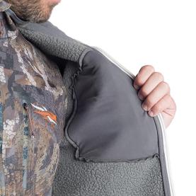 Толстовка SITKA Gradient Jacket цвет Optifade Timber превью 2
