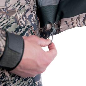 Куртка SITKA Stormfront Jacket New цвет Optifade Open Country превью 11