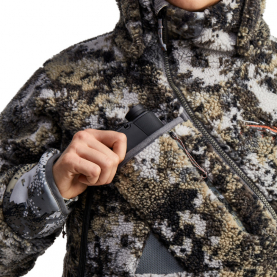 Куртка SITKA WS Fanatic Jacket New цвет Optifade Elevated II превью 3