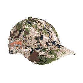 Бейсболка SITKA Cap W/Side Logo цвет Optifade Subalpine