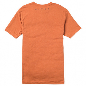 Футболка SITKA Logo Tee SS цвет Burnt Orange превью 2