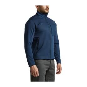 Джемпер SITKA Dry Creek Fleece Jacket цвет Deep Water превью 3