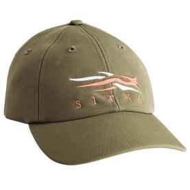 Бейсболка SITKA Cap цвет Moss