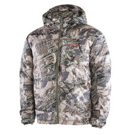 Куртка SITKA Kelvin Down WS Hoody цвет Optifade Open Country превью 1