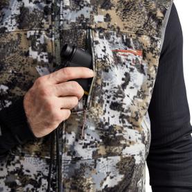 Жилет SITKA Stratus Vest New цвет Optifade Elevated II превью 2