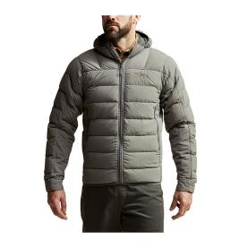 Куртка SITKA Kelvin Lite Down Jacket цвет Woodsmoke превью 7