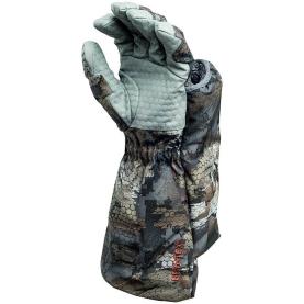 Перчатка-муфта SITKA Callers Glove Left цвет Optifade Timber превью 2