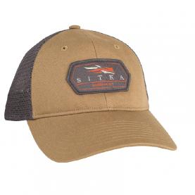 Бейсболка SITKA Meshback Trucker Cap цвет Clay