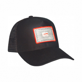 Бейсболка SITKA Arrows Five Panel Patch Trucker цвет Black