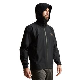 Куртка SITKA Dew Point Jacket New цвет Black превью 8