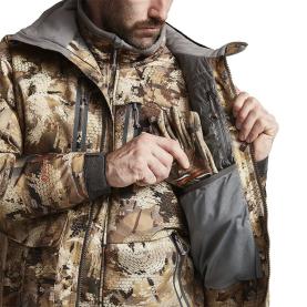 Куртка SITKA Boreal AeroLite Jacket цвет Optifade Marsh превью 2