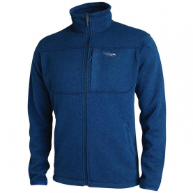 Джемпер SITKA Fortitude Full-Zip цвет Midnight