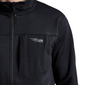 Джемпер SITKA Dry Creek Fleece Jacket цвет Black превью 8