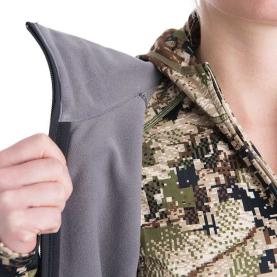 Жилет SITKA WS Jetstream Vest цвет Black превью 8