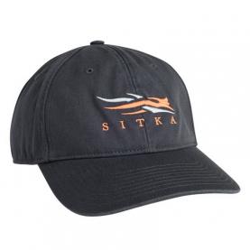 Бейсболка SITKA Relaxed Fit Cap цвет Lead